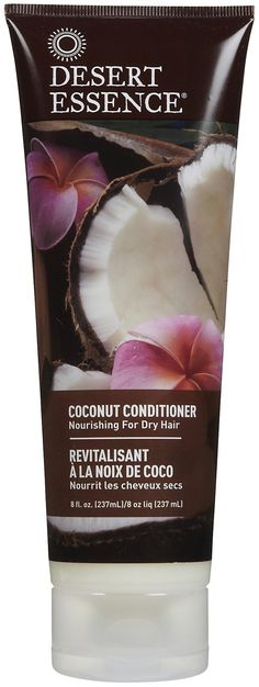 The One Thing: Desert Essence Coconut�Conditioner | Beauty High