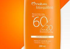 Loção Protetora FPS 60 / FPUVA 20 Fotoequilíbrio - 200ml