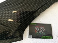 Fianchini Honda carbon look!