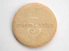 Digital Download – SweetAmbs Cookie Recipe With Royal Icing Recipe- PDF