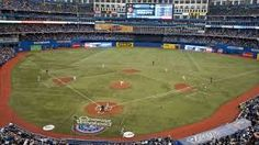 2 tickets available for new york yankees vs Toronto blue jays Baseball Games, Baseball Field, Toronto Blue Jays, New York Yankees, Sports, Trees, English, Business, Hs Sports