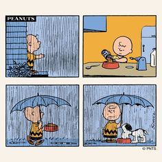 Snoopy and Charlie Brown - Now that's love!