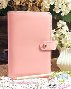 Hey, I found this really awesome Etsy listing at https://www.etsy.com/listing/488786148/planner-binder-pink-notebook-binder-a5