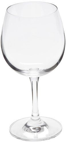 Anchor Hocking 80013 3-5/8 Inch Diameter x 7-1/8 Inch Height, 13-Ounce Florentine Red Wine Glass (Case of 24) by Anchor Hocking. $95.84. The florentine line is made of crystalline glass, offering exceptional clarity, brilliance and durability of traditional crystal in a lead free formulation. For a perfect balance of fashion, function and affordability, look to florentine from Anchor Hocking.