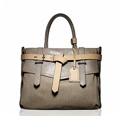 Totally unattainable but drool worthy work tote.