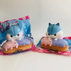 Squishy toys- Jumbo squishies, slow rising squishies and more! Silly Squishies, Jumbo Squishies, Squishy Store, Ibloom Squishies, Diy Projects For Bedroom, Slime And Squishy, Unicorn Pillow, Christmas Gifts For Girls, Fidget Toys