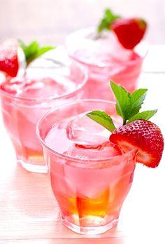 8 DIET DRINKS SKINNY WOMEN LOVE TO SIP