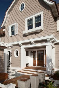 The shakes and board batten are sherwin williams sw7514 - Sherwin williams foothills interior ...