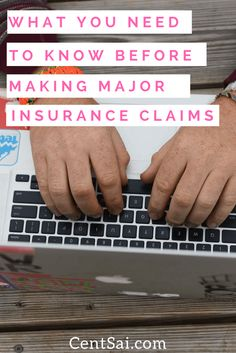 "What You Need to Know Before Making Major Insurance Claims.Floods, fires, and other emergencies may drive you to the ""big claims"" department. Here's what you should do to make sure that you get paid."