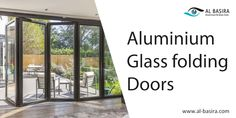 Al Basira offers a plethora of designs and patterns in aluminium glass folding doors that are highly customizable as per your unique requirements. We also offer aluminium windows and glass partitions for both indoors and outdoors, in homes or offices. Aluminium Windows, Glass Partition, Folding Doors, Offices, Dubai, Outdoors, Indoor, Homes, Contemporary