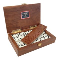 Cramer - Cabin Club Domino Set - 48 #EdwardsEverythingTravel #Gifts