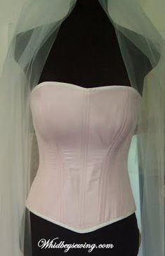 Bridal Gowns, Corset, Costumes, Tops, Women, Fashion, Bride Dresses, Moda, Bustiers