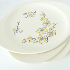 Marcrest Pottery Plates