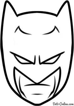 How To Draw Batman Logo An Easy Step By Step Drawing Lesson For