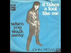 John Rowles - If I Only Had Time (+playlist)