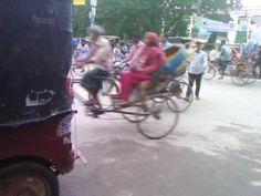 The Busy City Rangpur