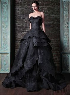 Skirt Rami Kadi Couture f/w 2013/2014