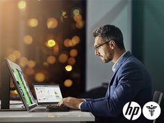 You're reinventing how you work. How you play. How you live. With HP's technology, you'll reinvent your world. https://www.howardcomputers.com/brands/hp/?source=med  . . #howardadvantage #hp #computer #solutions #yeswedothat #brand #partners #tech #design #business #b2b #innovate #organization #potential #user #branding #executive #device #manage #evolve #consumer #network #howardmed