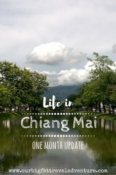 It's been a month since we moved to Thailand, here's what we've learnt about life in Chiang Mai and an update on our digital nomad progress.