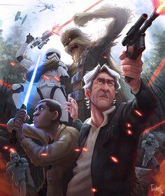 Battle of Takodana | Star Wars: The Force Awakens