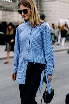 Lo mejor de la moda en la calle desde París.