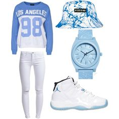Untitled #6 by og-flygirl-z on Polyvore featuring polyvore, fashion, style, Sally&Circle, ONLY and Nixon