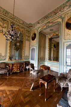 Private Apartments, Palace of Versailles