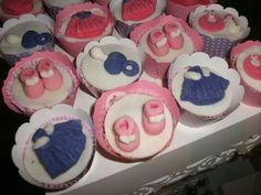 Cupcake Chá bebê