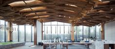 Gallery of Vanke Future Town Pavillion in Xuzhou / Continuation Studio - 5