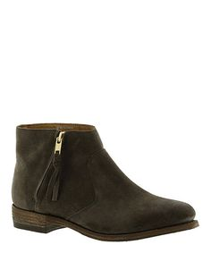 Blackstone Caribou Suede Ankle Boot | zulily