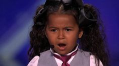 "Heavenly Joy: A Cute Kid Taps and Sings ""In Summer"" from Frozen - America's Got Talent 2015 