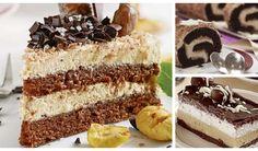 Múku môžete odložiť bokom: 3x recept na jesenný gaštanový zákusok | DobreJedlo.sk Vanilla Cake, Tiramisu, Ethnic Recipes, Desserts, Food, Tailgate Desserts, Deserts, Essen, Postres