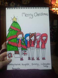 Nora christmas gift ldshadowlady