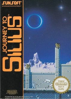 journey to silius, cover