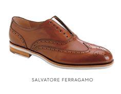 Salvatore Ferragamo - La Gaceta No. 102 - El Palacio de Hierro