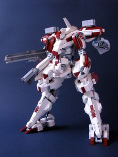 The Incredible World of Giant LEGO Mechs: EFF Yeah, if only LEGOs don't cost an arm and a leg!