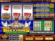 What can #online #casino offer to fans of #slot machines? Well, practically everything, that real hall can, plus something more than that.