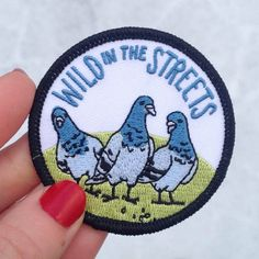 'Wild In The Streets' Patch – Gimme Flair