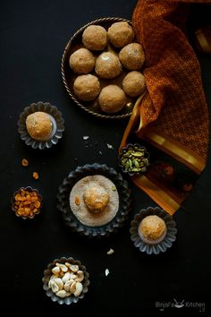 Churma Ladoo or Churma na Ladwa is an Indian sweet made during special occasions or festivals. Churma Ladoo is a traditional Gujarati sweet as well as Rajasthani, made especially during festivals like Holi or Diwali. This sweet delicacy very common in Gujarati house mostly in Brahmin community, usually serve with thali like Dal-Bhaat, Puri, Vaal […] The post Churma Ladoo appeared first on Binjal's VEG Kitchen.
