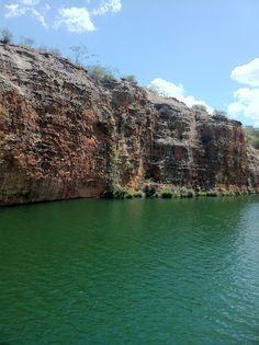 Canyon do Ximbo#Sergipe#Aracaju# Brazil  San Franciso River