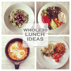 Whole30 Lunch Ideas #whole30 #paleo