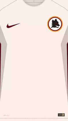 AS Roma 16-17 kit away