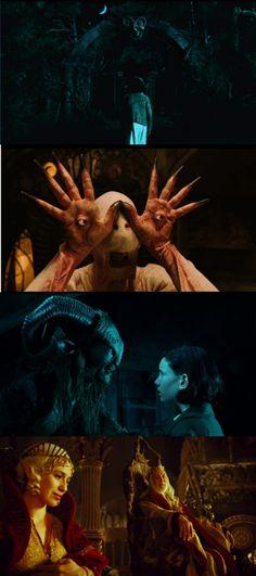 El laberinto del fauno (Pan's Labyrinth), 2006 (dir. Guillermo del Toro)    By subtleproposition