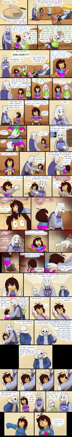 Endertale - Page 10 by TC-96 on DeviantArt