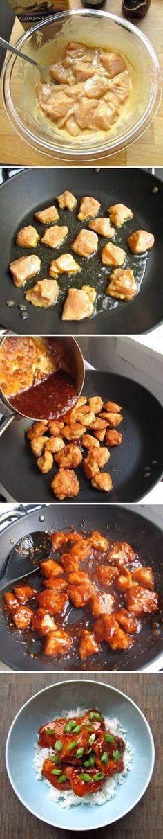 Poulet grillé et sa sauce épicé.