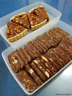 Swim Skirt, Korean Food, Pound Cake, Beef, Cookies, Baking, Ethnic Recipes, Finger Foods, Kuchen