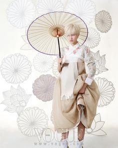 Vogue Korea May 2013  Set Stylist: Lee Na-kyung  Photographer: Lee Gun-ho  Makeup: Choi Shi-no  Stylist: ...