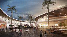 Centro Comercial Zapata #CódigoZArquitectos #Arquitectura #DiseñoDeInteriores