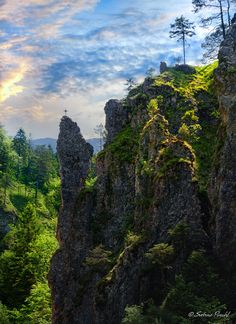 Gesäuse / Ennstal Valley (Austria) by Sabine Puschl / Liking Someone, Great Shots, Amazing Nature, Wonderful Places, Austria, Monument Valley, Scenery, Landscape, Park