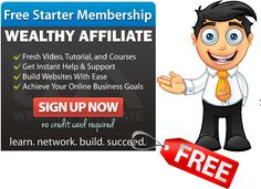Wealthy #Affiliate Review-Is #WealthyAffiliate A Scam? Read more to find out the messy details and see if this is legit or a rip-off. http://demarjohnson.com/wealthy-affiliate-review-wealthy/
